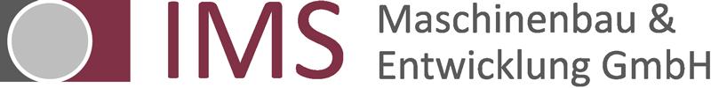 ⚙️ IMS - Maschinenbau & Entwicklung GmbH